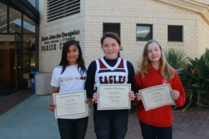 Spelling Bee Finalists
