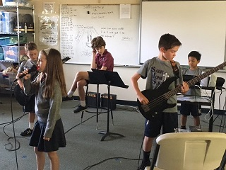 RockStar Band Enrichment Gets Ready for House of Blues