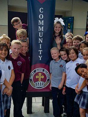 "The Saint John School ""community is simply amazing."""