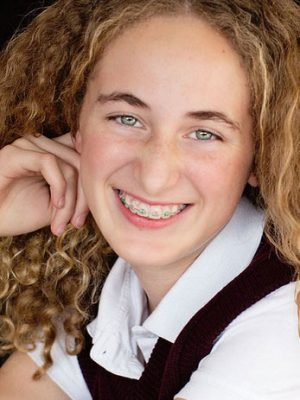 Saint John School Student Wins Youth Virtues, Valor, and Vision Award