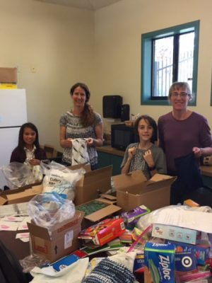 "Saint John Students to distribute ""Blessing Bags"""