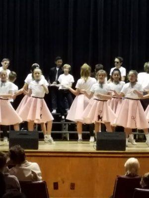 Saint John Middle School Rocks Spring Sing