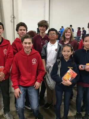 Saint John Students Win Big at STEAM Maker Festival