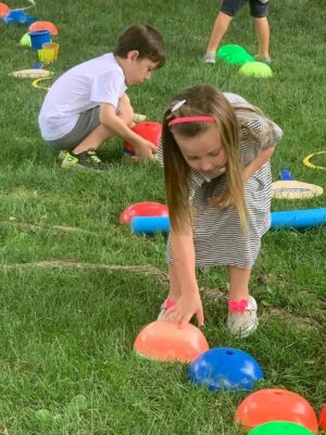 Saint John Preschool is off to a Fantastic Start!